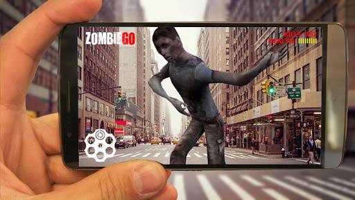 Zombies Go AR