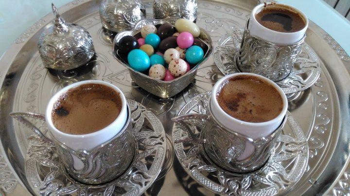 Türk kahvesi nasıl yapılır?Bol köpüklü yapım tarifi 2