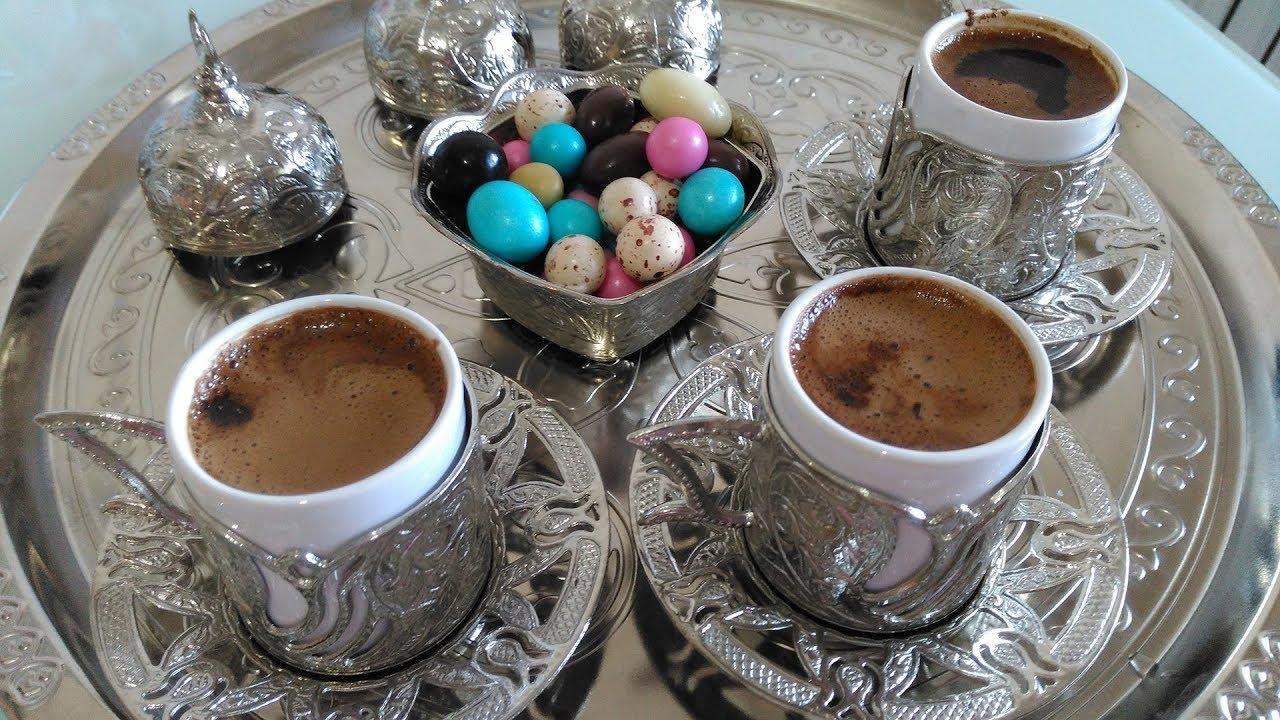 Türk kahvesi nasıl yapılır?Bol köpüklü yapım tarifi 1