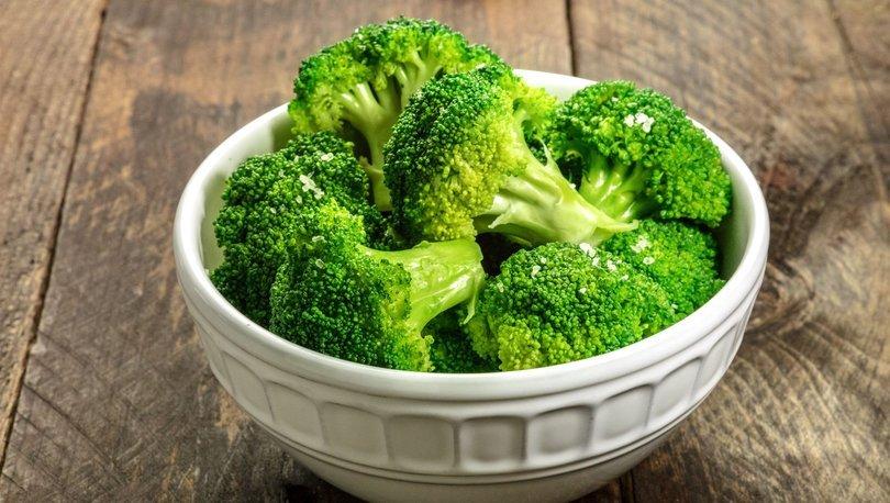 Bağışıklık Sistemi için brokoli