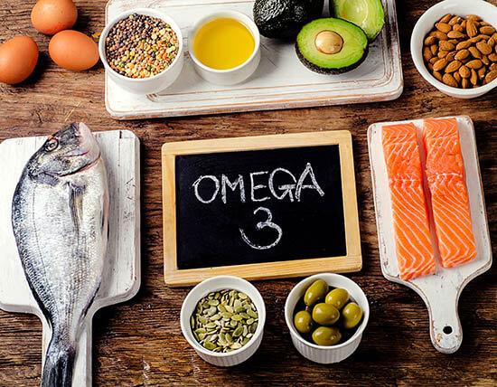 Omega3 içeren besinler