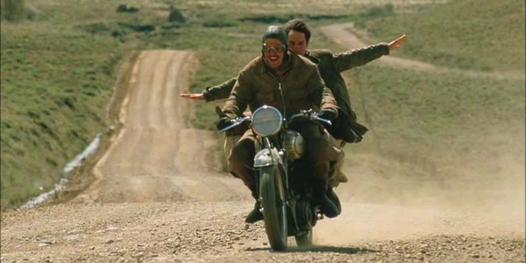 Diarios de Motocicleta (Motosiklet Günlüğü)