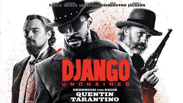 Django Unchained (Zincirsiz)