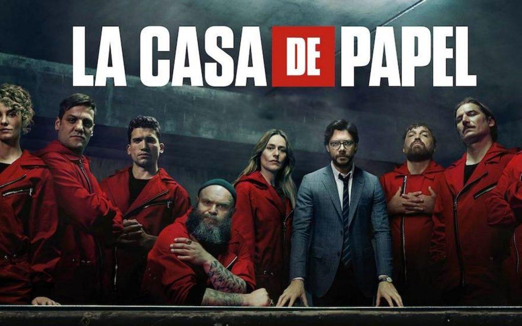 La Casa De Papel – 2017