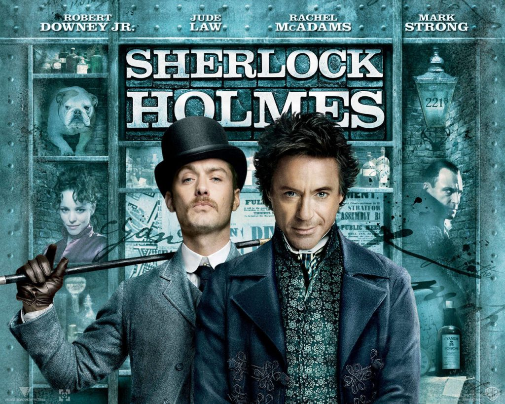 Sherlock – 2010