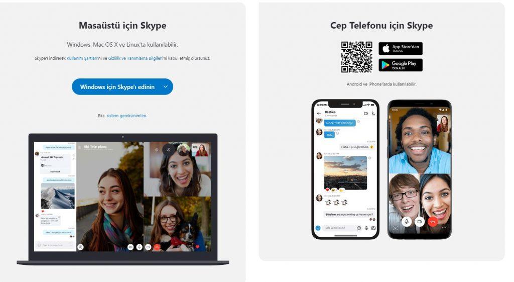 Skype - Ücretsiz IM ve arama