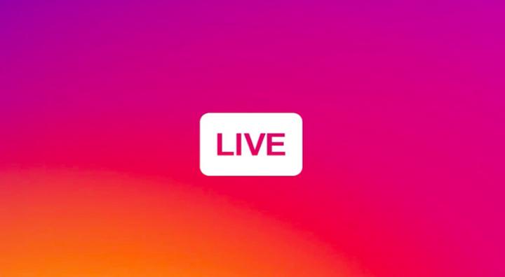 instagram-live -canlı yayın