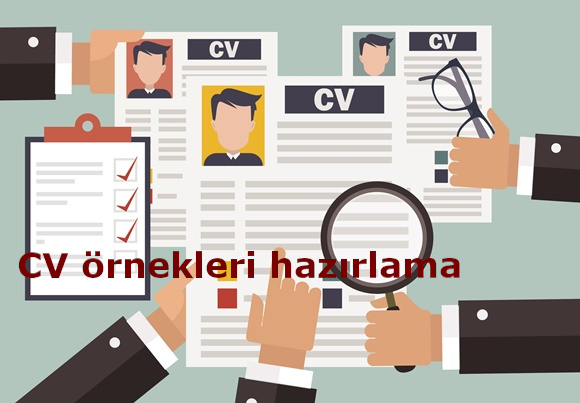 Ücretsiz CV hazırlama teknikleri ve sitesi. CV örnekleri 4