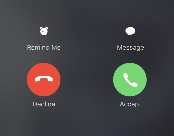 Çağrı bekletme:Telefonda konuşurken başka biri aradığında görme 2