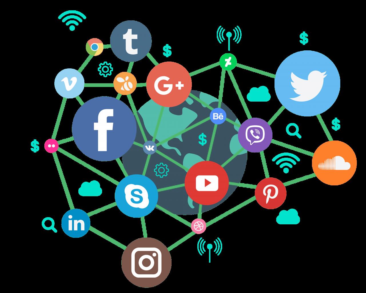Sosyal medya nedir ? Ne işe yarar 1