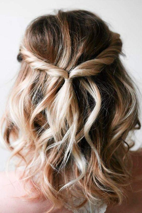 Twist Saç Modeli bayan saç modelleri