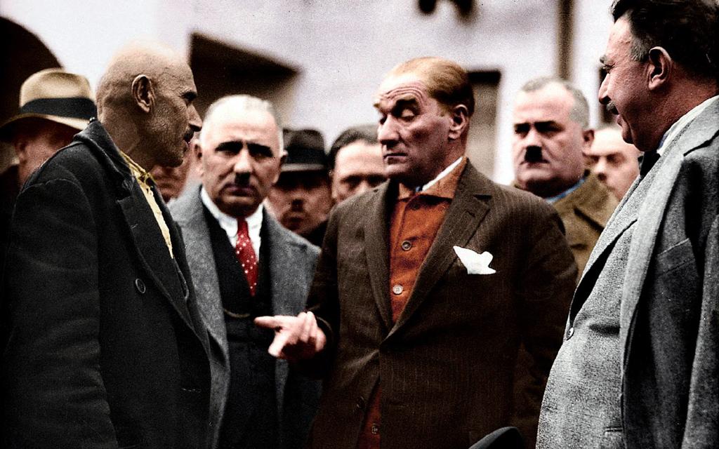 Atatürk'ün Hayatı ve Kişisel Özellikleri 3